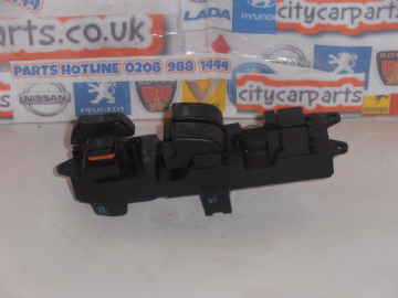 TOYOTA AVENSIS MODELS FROM 98 TO 03 FRONT ELECTRIC POWER WINDOW SWITCH 54363A0